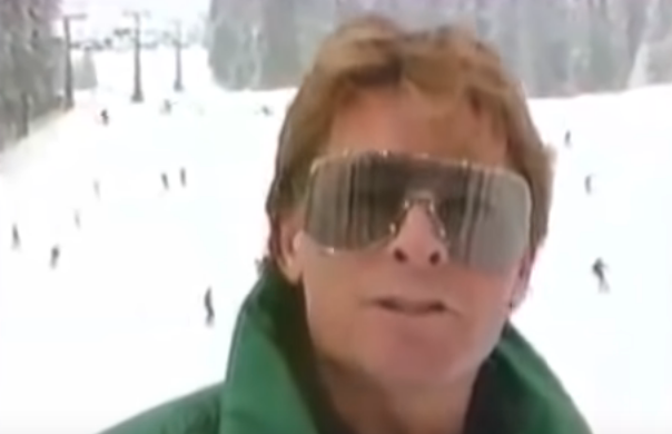 John Denver Ski Music Video
