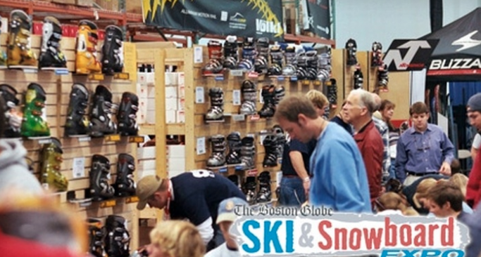 Ski/Snowboard Consumer Expos Offer Info and FUN!