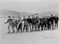 Archives Honors Ski Club And Life-Long Influencer