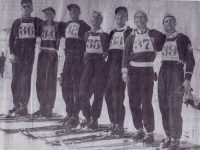 Feb 1941. Ski Jumper. Can you name them.