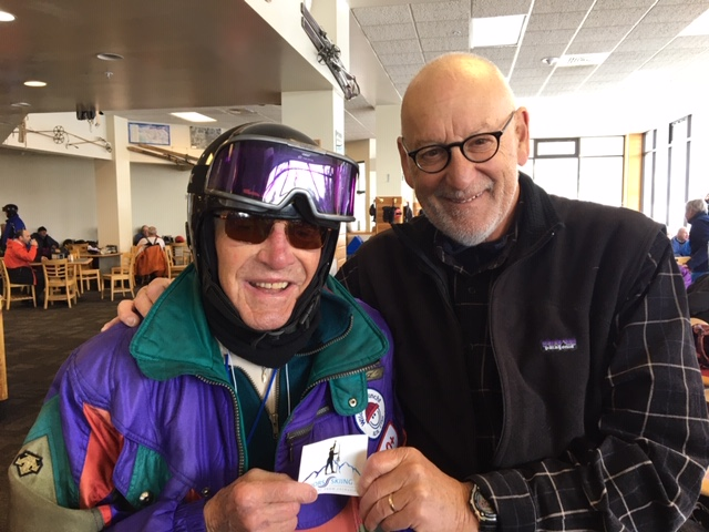 Skiing With a 103-Year-Old Legend