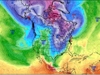 The Skiing Weatherman: Snow West, Maybe East