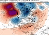 Skiing Weatherman: There's Snow In The West, Only Maybe East