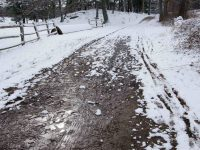 Snow In Literature: Two Tramps In Mud Time (Excerpt)