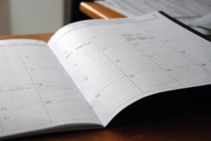 transitioning from a paper calendar to an online reservation system for shared property