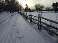 Appleton Farms, Ipswich, MA. Credit: SeniorsSkiing.com