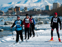 Ski the TOA. Race? Fun? Both? Up to you. Credit: Anchorage Daily News
