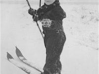 Jan Brunvand, age 3
