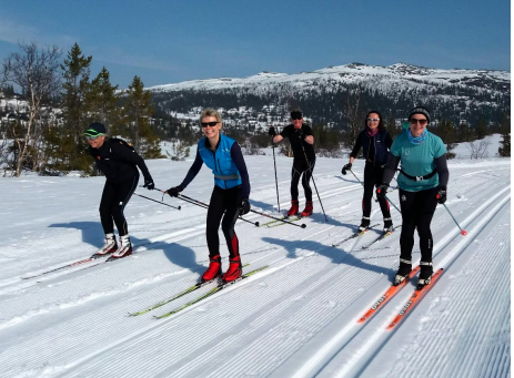 Make More Tracks: XC Ski Injuries And How To Avoid Them