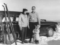 Jan, Judy, Erk, 1962.