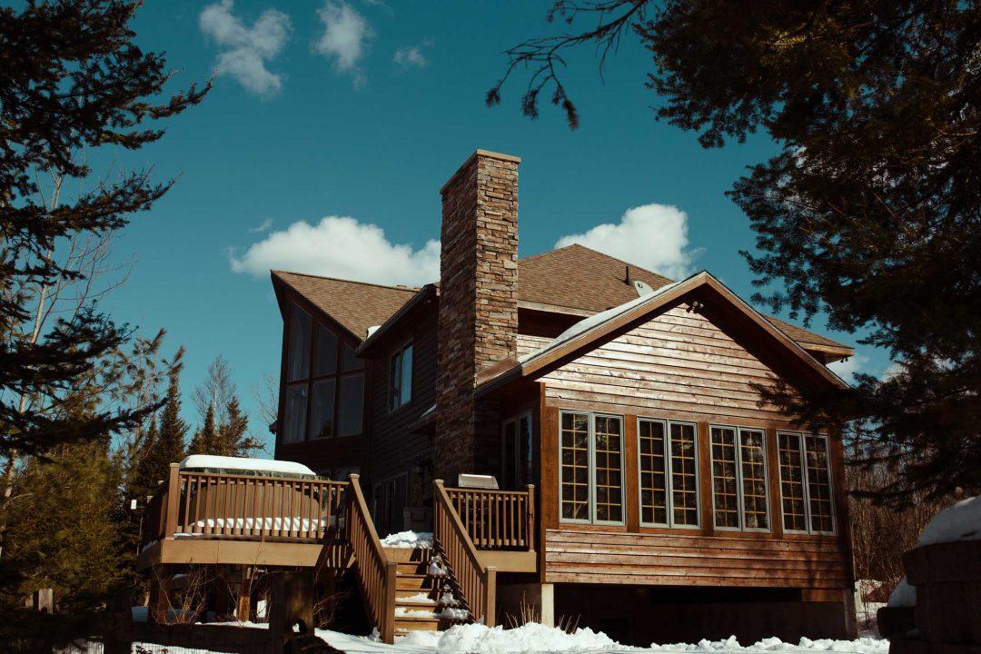 shared-ownership ski house