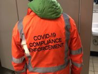 Ski resorts took COVID compliance seriously, allowing the season to happen. Credit: Pat McCloskeu