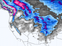 Skiing Weatherman: West Still Strong, East Hanging In