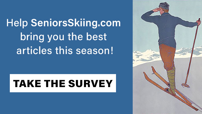 Survey promotion with graphic